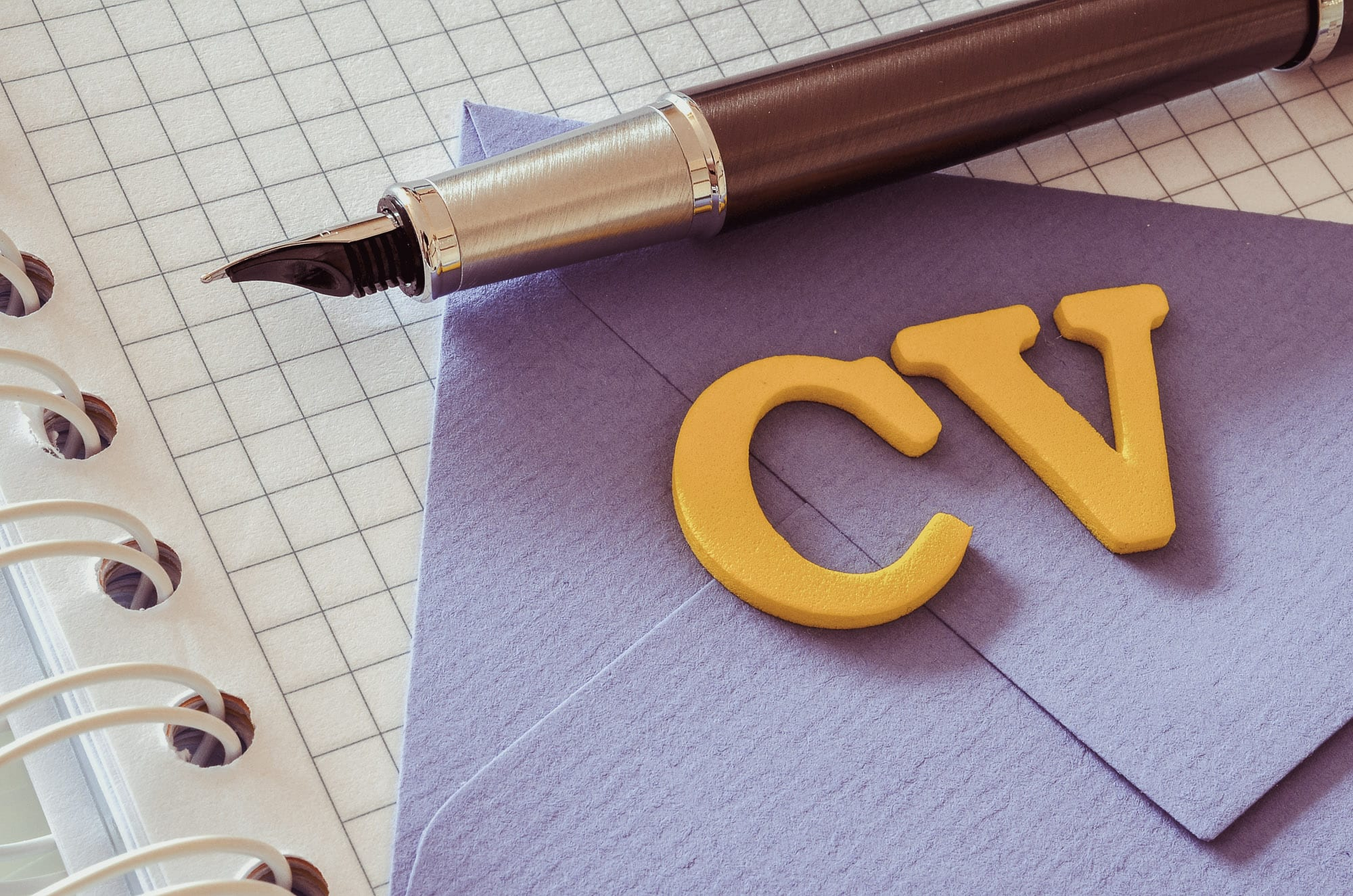 CV Letters Writing
