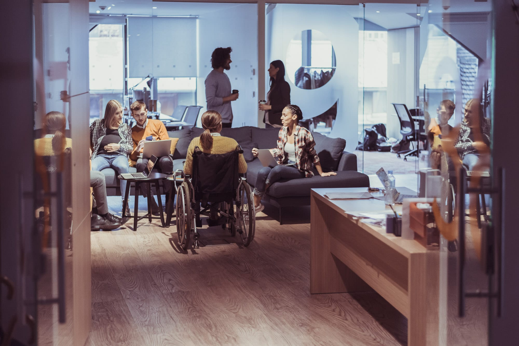 Become a Disability Friendly Employer
