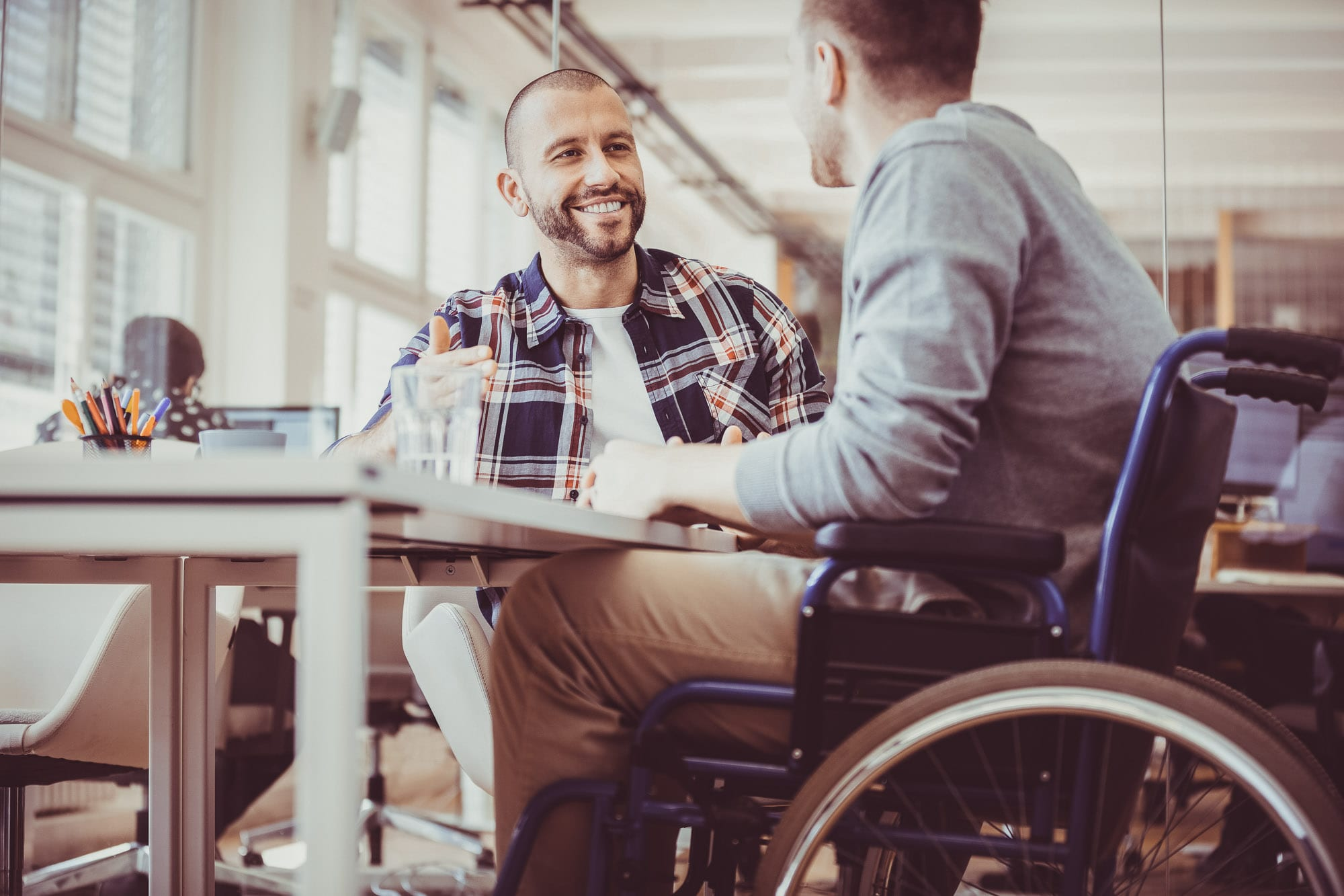 Workplace SME disability