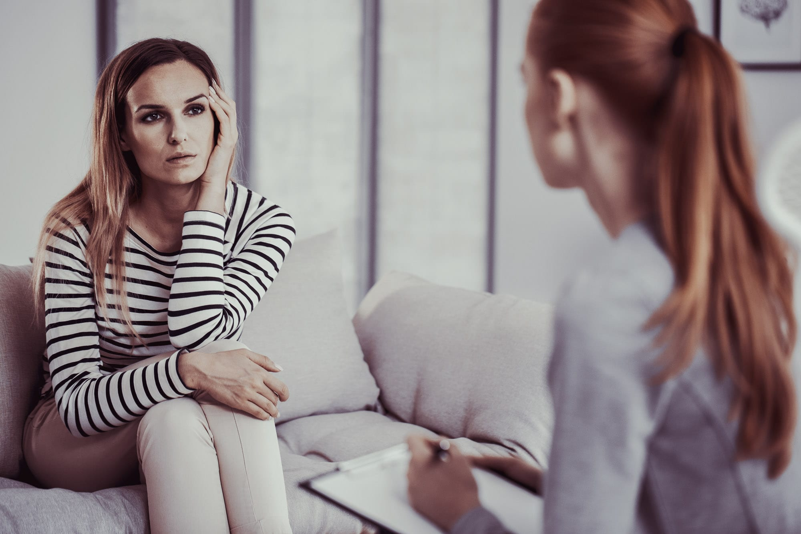Person with neurodevelopmental disorder